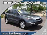 2010 Acura Rdx Suv Technology Package For Sale In Phoenix Arizona