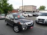 2010 Acura Rdx One Owner Canadian Awd Suv In Scarborough Ontario