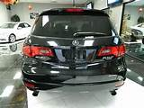 2009 Acura Rdx Base W Tech Awd 4dr Suv W Technology Package