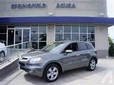 2008 Acura Rdx Suv Awd Base 4dr Suv W Technology Package For Sale In