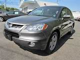 2008 Acura Rdx 4wd 4dr In Patchogue New York