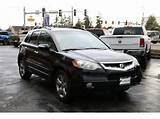2007 Acura Rdx Sh Awd W Tech 4dr Suv W Technology Package