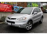 2007 Acura Rdx Sh Awd W Tech 4dr Suv W Technology Package In Burien Wa