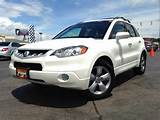 2007 Acura Rdx Sh Awd W Tech 4dr Suv W Technology Package In Myrtle