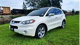2007 Acura Rdx Sh Awd W Tech 4dr Suv W Technology Package Miami Fl