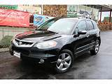 2007 Acura Rdx Sh Awd W Tech 4dr Suv W Technology Package Burien Wa