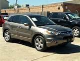 2007 Acura Rdx Sh Awd 4dr Suv In Houston Tx Vanguard Motors