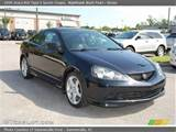 2006 Acura Rsx Type S Sports Coupe In Nighthawk Black Pearl Click To