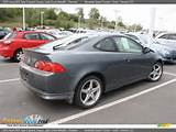 Jade Green Metallic 2005 Acura Rsx Type S Sports Coupe Photo 2