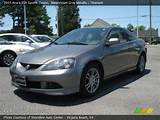 2005 Acura Rsx Sports Coupe In Magnesium Gray Metallic Click To See
