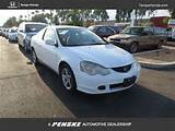 2004 Used Acura Rsx 3dr Sport Coupe Automatic At Toyota Of Surprise