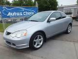 2004 Acura Rsx Automatique Tout Equipe In Longueuil Quebec