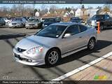 2003 Acura Rsx Sports Coupe In Desert Silver Metallic Click To See