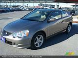 2003 Acura Rsx Type S Sports Coupe In Desert Silver Metallic Click To