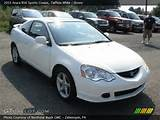 2003 Acura Rsx Sports Coupe In Taffeta White Click To See Large Photo
