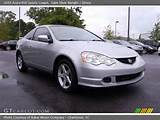 2003 Acura Rsx Sports Coupe In Satin Silver Metallic Click To See