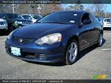 2003 Acura Rsx Sports Coupe In Eternal Blue Pearl Click To See Large