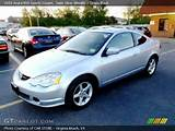 2002 Acura Rsx Sports Coupe In Satin Silver Metallic Click To See