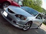 2002 Acura Rsx Coupe Picture Exterior
