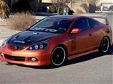 Brown Acura Rsx Image