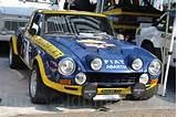 1972 77 Abarth Fiat 124 Rally 1756ccm Galerie