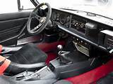 Interior Fiat Abarth 124 Rally 1972 75