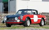 1972 Fiat 124 Abarth Spider Group Iv Rally Car