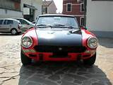 Fiat 124 Abarth Rally 1 8