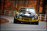 Fiat 124 Abarth 1975 This Car Just Saw A Ghost