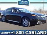 New 2014 Acura Tl Base W Tech 4dr Sedan W Technology Package In Ar At