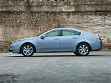 2014 Acura Tl Sedan 3 5 4dr Front Wheel Drive Sedan Exterior 2