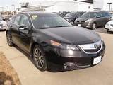 2014 Acura Tl Basew Se Base 4dr Sedan W Special Edition Sedan 4 Doors