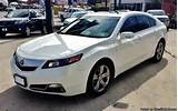2012 Acura Tl 6 Speed At Sh Awd With Tech Package For Sale In San