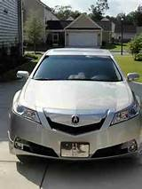 2011 Acura Tl Sh Awd Tech Navigation Package Sedan 4 Door 3 7l On 2040