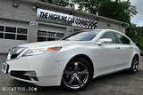 Used Acura Tl Sh Awd Tech Pkg 4dr Sdn Auto Sh Awd Tech 2011