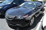 Used 2012 Acura Tl Sh Awd With Advance Package Chapel Hill