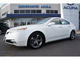 Used 2011 Acura Tl Sh Awd W Tech Sh Awd Sedan 5a W Technology Package
