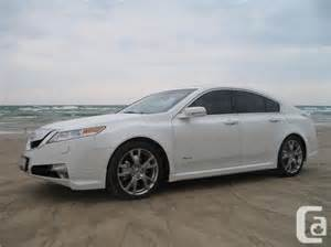 2010 Acura Tl Sh Awd Tech Package In Burlington Ontario For Sale