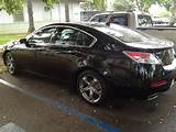 Picture Of 2011 Acura Tl Base W Tech Pkg And Performance Tires