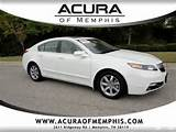 2009 Acura Tl Sh Awd Sedan 4 Door 3 7l For Sale In Memphis Tennessee