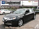 2009 Acura Tl Sedan Technology For Sale In Englewood New Jersey