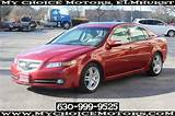 2007 Acura Tl 4dr Sedan W Navigation In Posen Il My Choice Motors