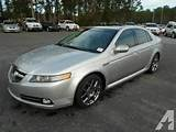 2007 Acura Tl Sedan 4dr Sdn At Type S For Sale In Bluffton South