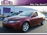 2006 Acura Tl Base Sedan 4dr Fuel Gas The Specifications Mileage 47330