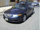 Used Car For Sale 2005 Acura Tl Sedan 9 800 00