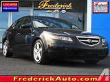 2005 Acura Tl 4d Sedan For Sale In Avon Pennsylvania