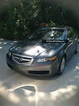 2005 Acura Tl Base Sedan 4 Door 3 2l Tl Photo