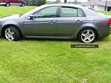 2004 Acura Tl Sedan 4 Door 3 2l Tl Photo 7