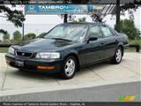 1996 Acura Tl 2 5 Sedan In Juniper Green Pearl Click To See Large