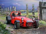 Caterham 7 Performance Specifications
